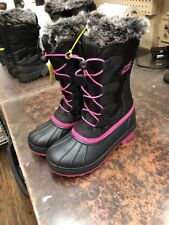 Arctic Cat Snow Boots Kids Size 4