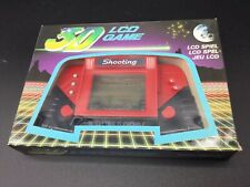 VINTAGE SHOOTING  3D LCD Game Model # CG Game & Watch Style#NIB