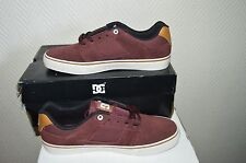 DC shoes Bridge Suede Chaussure/Zapatos Skate Shoes US 8 / EU 40.5 /UK 7 new