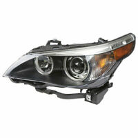 For BMW 525i 530i 545i 530xi M5 525xi Hella Left Side Headlight Assembly CSW