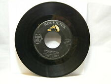 LITTLE PEGGY MARCH I WILL FOLLOW HIM / WIND-UP DOLL 45 RPM RECORD PC