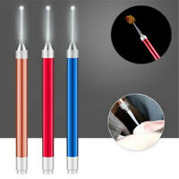 1pc Safe Ear Pick Wax Remover Cleaner Curette Ear-pick With LED Flashlight Light