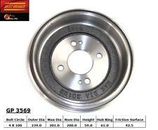 Brake Drum fits 1986-2008 Honda Civic Accord Fit  BEST BRAKES USA