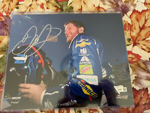 Dale Earnhardt Jr Signed 8x10 Photo AUTO Fanatics Authentic