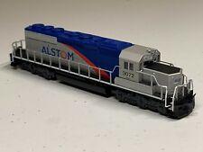 New Custom KATO N Scale Alstom SD40-2 Snoot