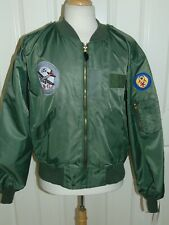 NWT  Spiewak  Jacket  Flying  Light  Type L-2  with Patches  size XL  NEW   USA