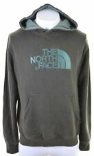 THE NORTH FACE Mens Hoodie Jumper Large Green Cotton  BV07