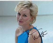 Naomi Watts signed Diana Guaranteed Authentic signed 10 x 8 photo