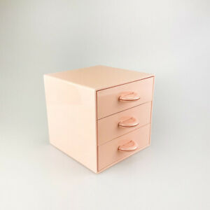 Small Drawer Design Of Makio Hasuike For Gedy , Italia. 1970s