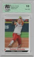 Keilani Ricketts Oklahoma 2013 SI for Kids 1st Rookie Card PGI 10 s.i.