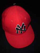 casquette baseball NEW YORK YANKEES Rouge Taille Unique à - 46%