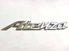 Mazda Atenza Emblem Badge sticker Mazda6 626 Mazdaspeed Miata trunk Capella JDM
