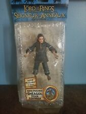 """Lord of the Rings 'Smeagol Stoor Fisherman' 6"""" Action Figure by ToyBiz"""