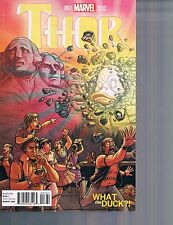 Thor #7 Howard the Duck WHAT THE DUCK?! Variant Cover 2015 Marvel Comics