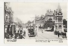 Southampton At Clock Tower Above Bar c 1906 Repro Postcard 853a