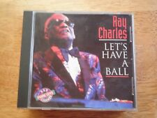 Ray Charles Let's Have A Ball  (CD, 1995, Retro)