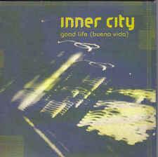 Inner City-Good Life cd single
