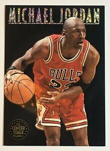 1993-94 SKYBOX - CENTRE STAGE - CS1 - MICHAEL JORDAN - NBA