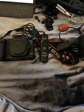 Canon 2764B007 EOS 5D Mark II 21.1MP Digital SLR Camera  Body Only - Black