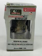 Mossy Oak Predator Call Speaker Bluetooth Runs off an App