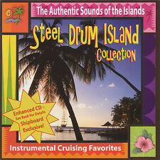Carnival Steel Drum Island Collection - GREATEST HITS - Vol. 1 & 2!!!