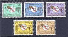 LEBANON - LIBAN MNH SC# C458-C462 - UIT