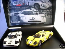Mrrc Twin Set le Mans Chaparral 2F/Ford GT40 S.EDITION for Slot Car Racing Track