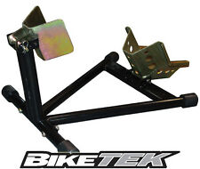 Front Wheel Chock for Motorbike/Motorcycle Storage/Transit Biketek/Bike-it