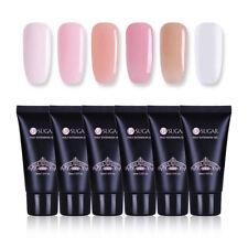 UR SUGAR 6Pcs 30ml UV Poly Gel Odourless Finger Nail Acrylic Polygel Camouflage