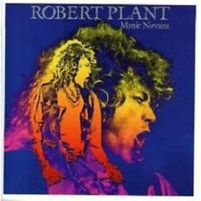 "ROBERT PLANT ""MANIC NIRVANA"" CD REMASTERED NEW"