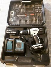 Makita 18V 4.0Ah Li-Ion LXT Cordless Combi Drill Impact + 101 Accessories Set UK