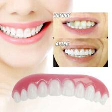 Comfort Instant Smile Teeth Cosmetic Veneer Cover Snap On Fix One Size YA9C