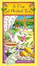 A Cup of Herbal Tea, Conny, Beth Mende, Very Good Book