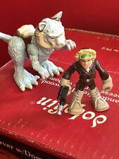 Playskool Star Wars Galactic Heroes  Han Solo w/ TaunTaun