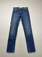 LACOSTE SLIM FIT Jeans - W30 L34 - Blue - Great Condition - Men's