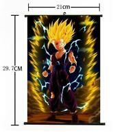 "Hot Anime Dragon Ball Caulifla Poster Wall Scroll Home Decor 8/""x12/"" FL1017"