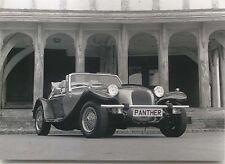 Panther Kallista  2.9 Litre Press Photograph c 1989