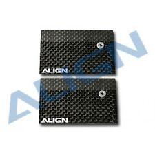 Align T-REX 600/ 600 Nitro Part # H60143 600 Carbon Fiber Flybar Pad -USA Seller