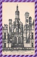 CPA 41 - Chateau de chambord Lanterne du grand escalier