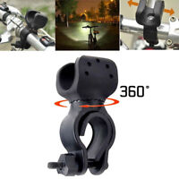 15000LM 3 Modes Flashlights LED 18650 Zoomable Torch Mount Bicycle Hunting Lamp