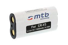 Batería para Kodak CR-V3 CRV-3 CRV3