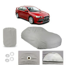 Mitsubishi Lancer 4 Layer Car Cover Fit Outdoor Water Proof Rain Snow Sun Dust