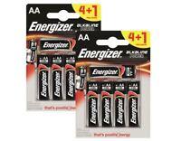 10 x Energizer AA Alkaline Power Plus Batteries LR6 MN1500 MIGNON STILO
