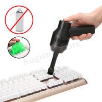 MECO Mini Computer Vacuum USB Keyboard Cleaner PC Laptop Brush Dust   NEW NEW