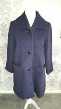 Jaeger Blue Wool Outer Shell Coats, Jackets & Waistcoats for Women