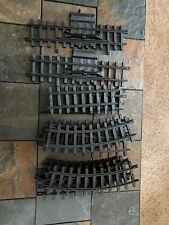 New Bright 1986  Train Track 15 piece Replacement Parts