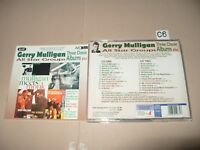 Gerry Mulligan - All Star Groups (Three Classic Albums Plus, 2009) 2 cd are Ex