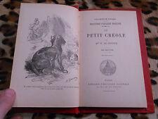 CONINCK W. de : Le petit créole - Picard & Kaan, 1905