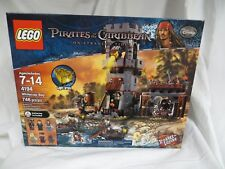 Lego 4194 Whitecap Bay Pirates of the Caribbean BRAND NEW SEALED PERFECT BOX