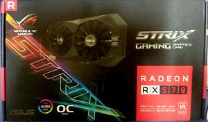 ASUS ROG STRIX RX570 04G GAMING
